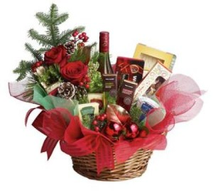 PX15 Christmas Spirit Basket